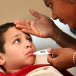 اگر فرزندم تب کرد چه کنم؟