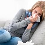 ۱٠ درمان خانگی سرماخوردگی