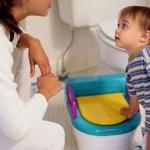 آموزش توالت رفتن به کودکان در 3 روز